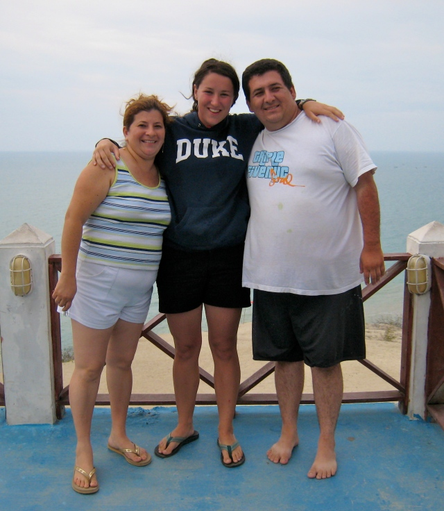 "My PV ""parents"" Veronica and Roberto Borja"
