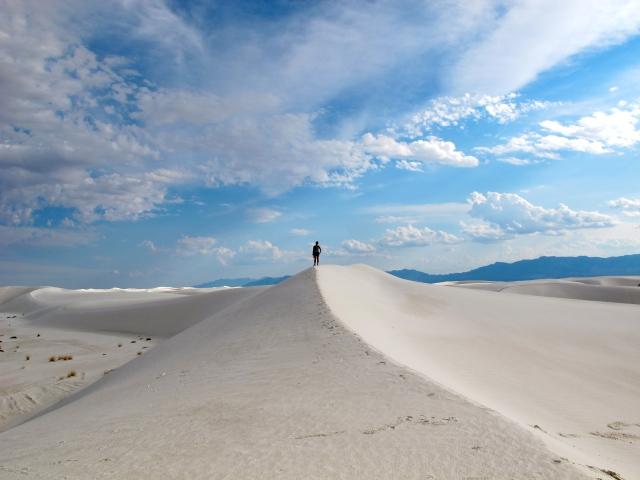 White Sands National Monument; Alamogordo, New Mexico