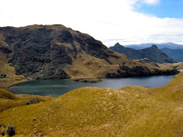 Laguna Patoquinoas