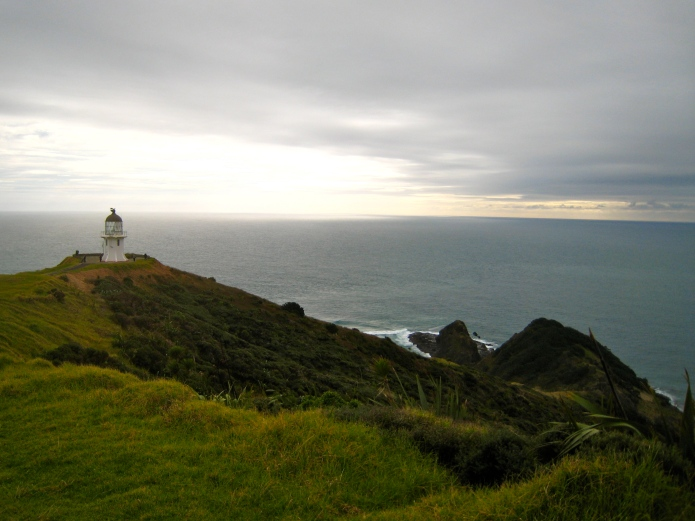 [lighthouse at the top of the world]